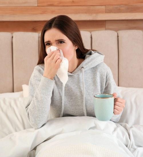 Co zrobić, aby uchronić się przed przeziębieniem?